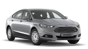Ford Mondeo Business Edition Außenansicht